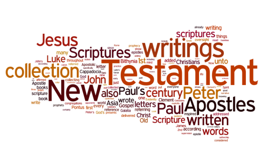 How the New Testament Came Together