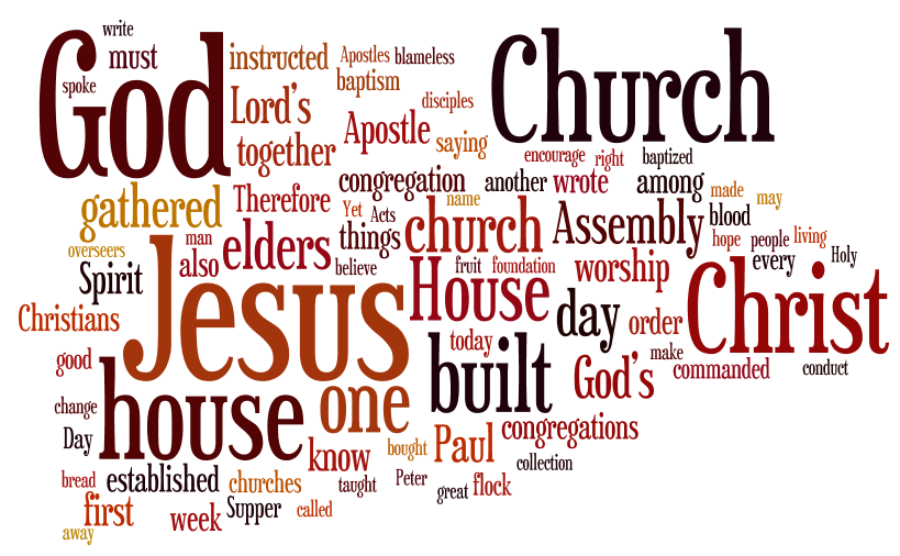 What was the First Church? – Seeing God's Breath