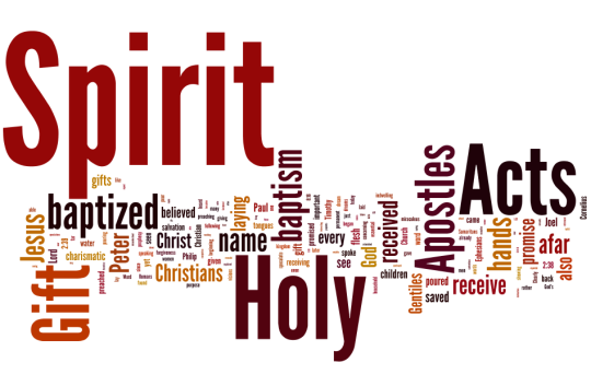 Spirit Baptism