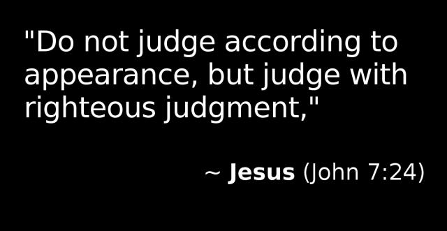 Judgmental Christian