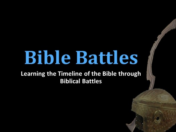 A List Of Remarkable Bible Battles Seeing Gods Breath