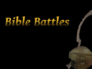A List of Remarkable Bible Battles