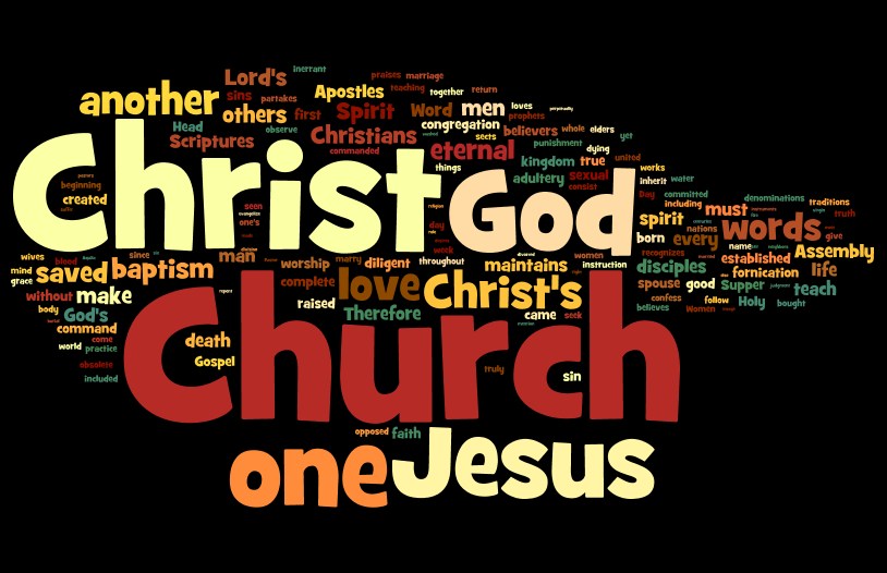 This Christmas Love 1 Corinthians 12 31: Ten Characteristics Shared Among Churches Of Christ