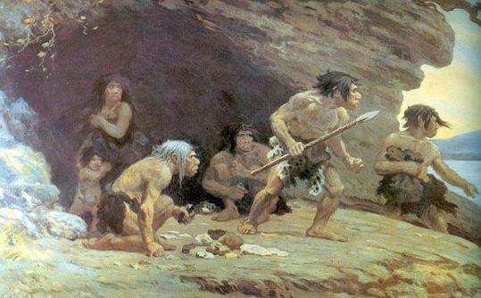 Do You Believe in Cavemen
