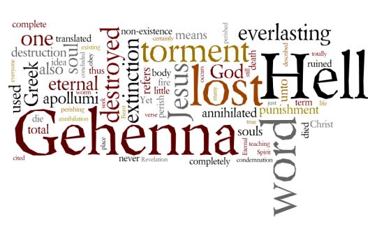 Gehenna-Hell