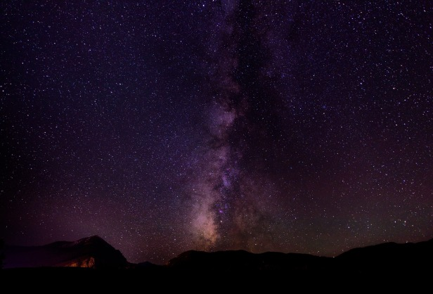 Milky Way Cosmology Causality