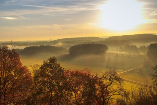 Sunrise with Christ