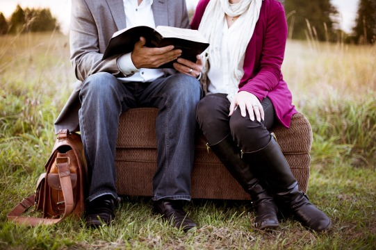Couples Bible Study