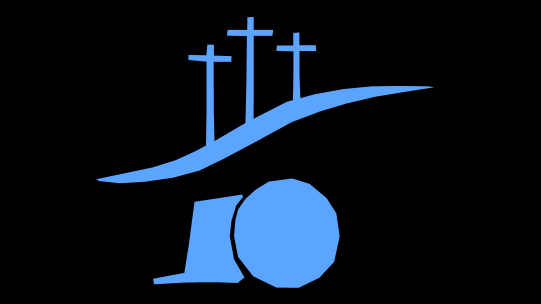 Symbol of Death, Burial, and Resurrection