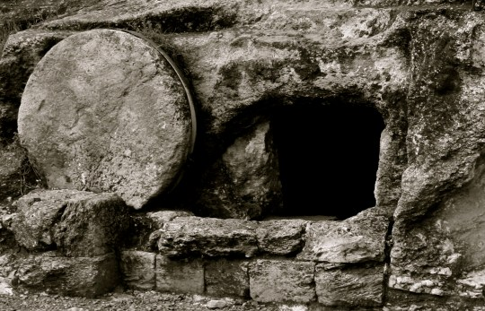 Empty Tomb for Jesus Resurrection