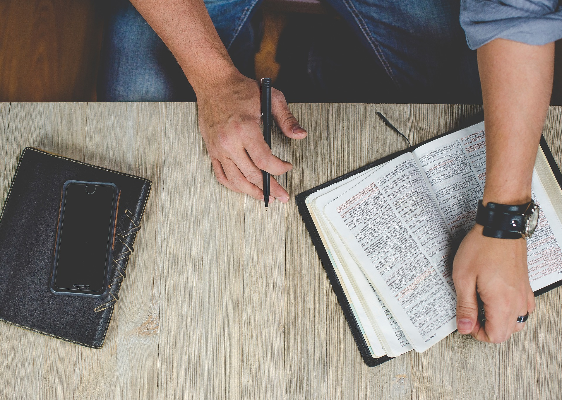 How to Write a Sermon Quickly