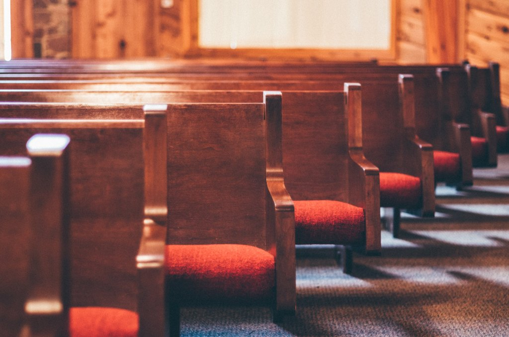 No Musical Instruments in Church